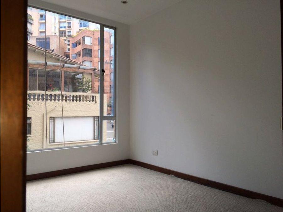 apartamento en venta en rosales bogota