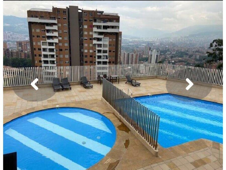 apartamento en venta envigado sector la cuenca