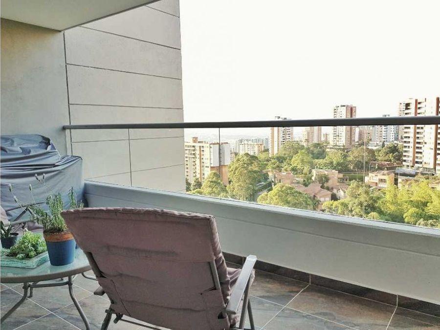 apartamento en venta envigado loma de los mesa