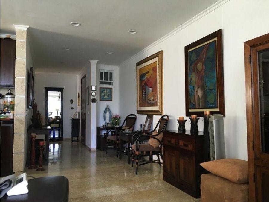 apartamento en venta frente al mar zona morros
