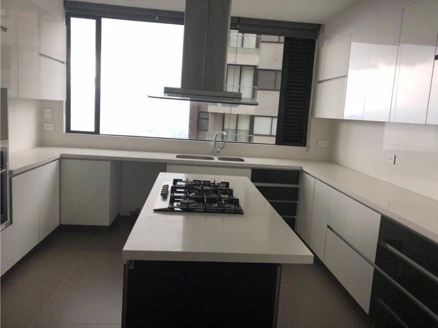apartamento en venta medellin poblado sector balsos