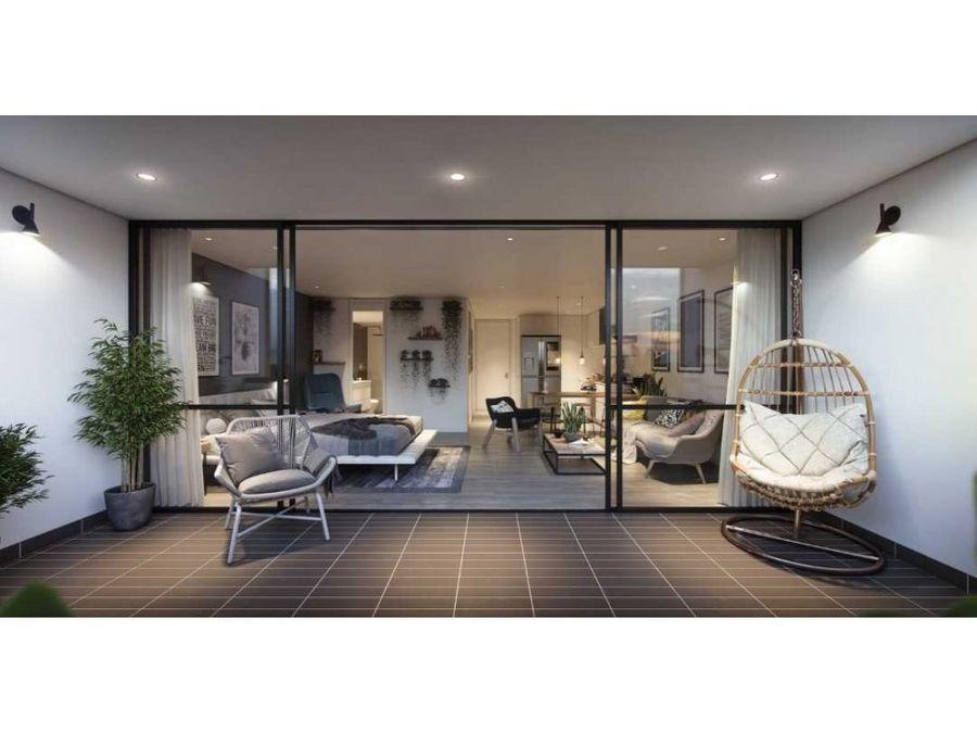 apartamento en venta medellin poblado via linares