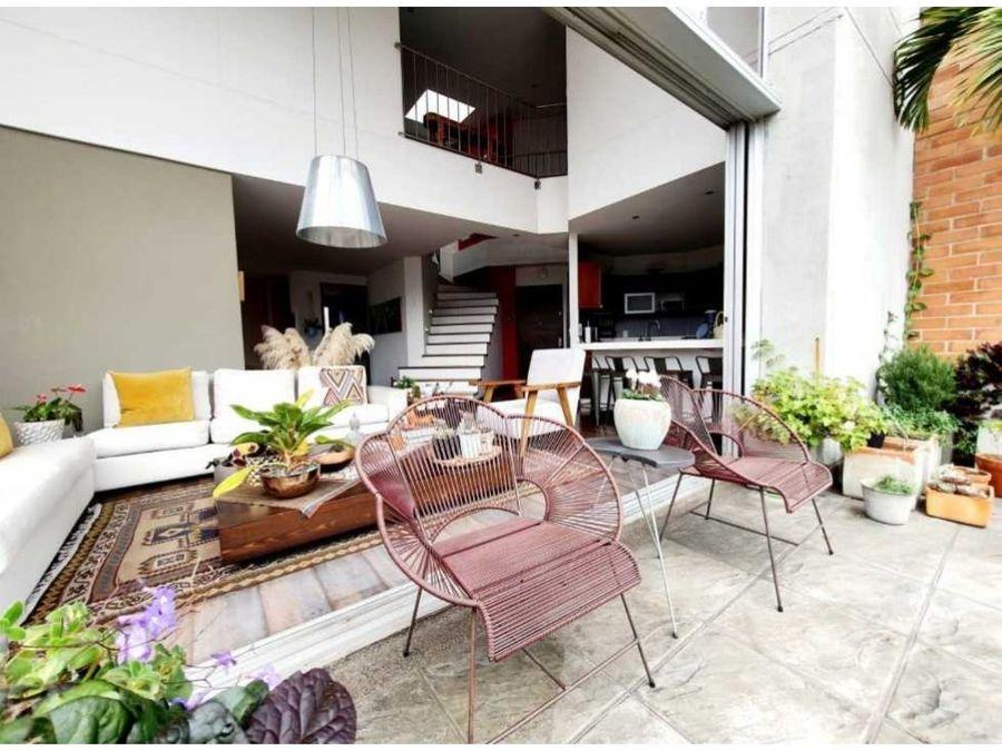 apartamento en venta medellin poblado san lucas