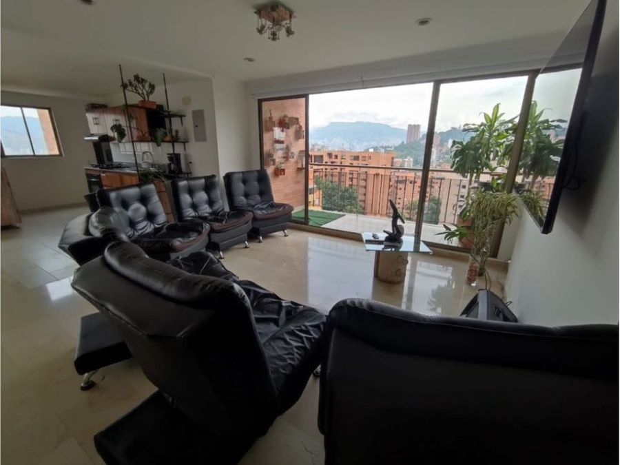 apartamento en venta sector poblado medellin