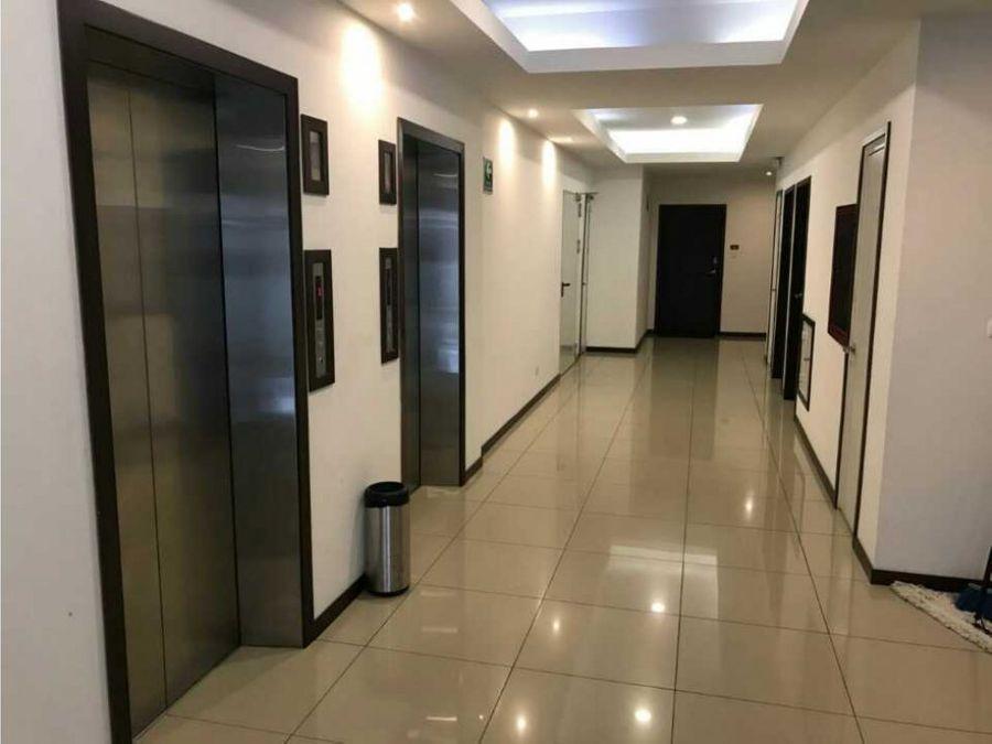 apartamento en alquiler torre quattro zona 14