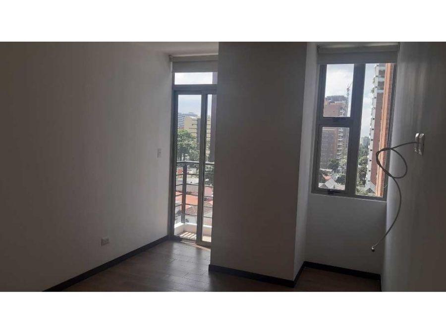 apartamento en alquiler zona 14 ciudad de guatemala