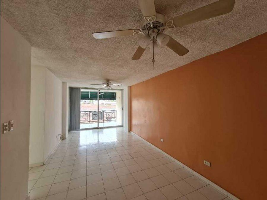 apartamento en alquiler en betania