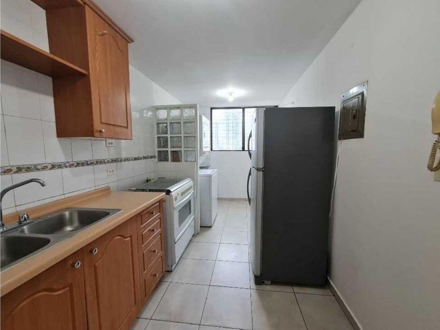 apartamento en alquiler san francisco amoblado
