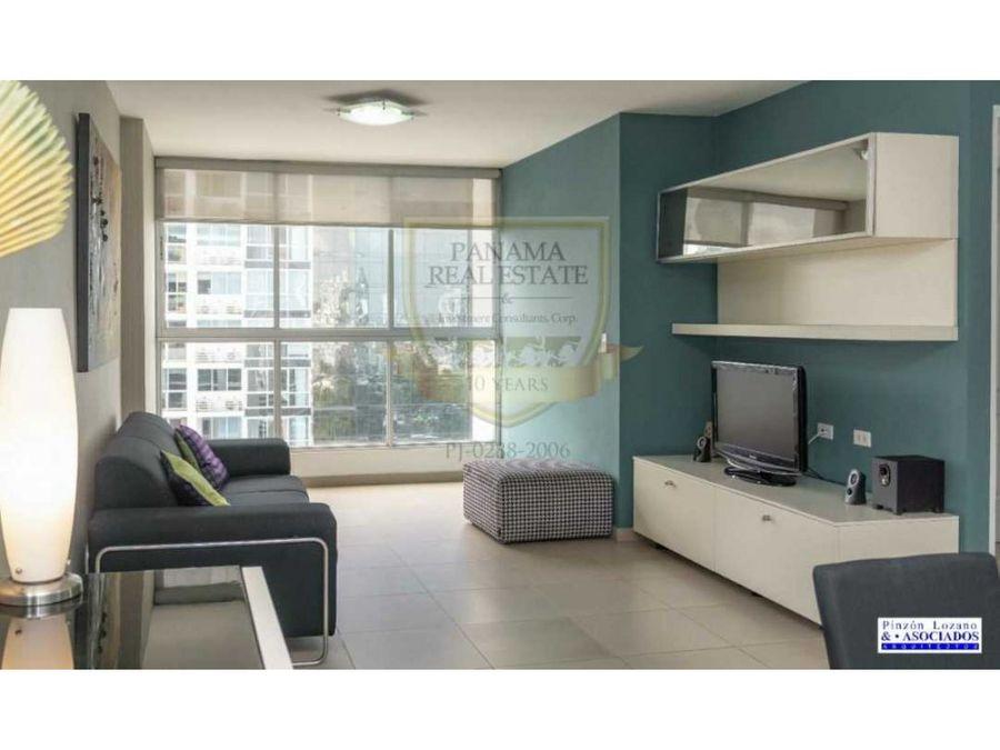 apartamento en ph metric tower via brasil amoblado lisa
