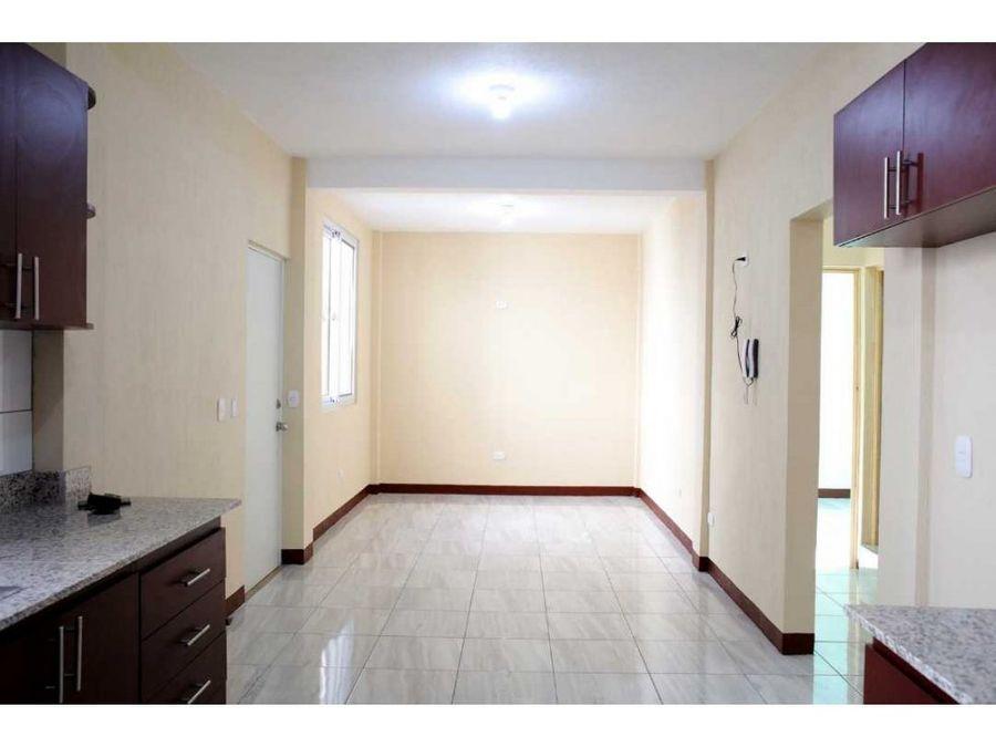 alquilo apartamento nuevo en nueva monserrat