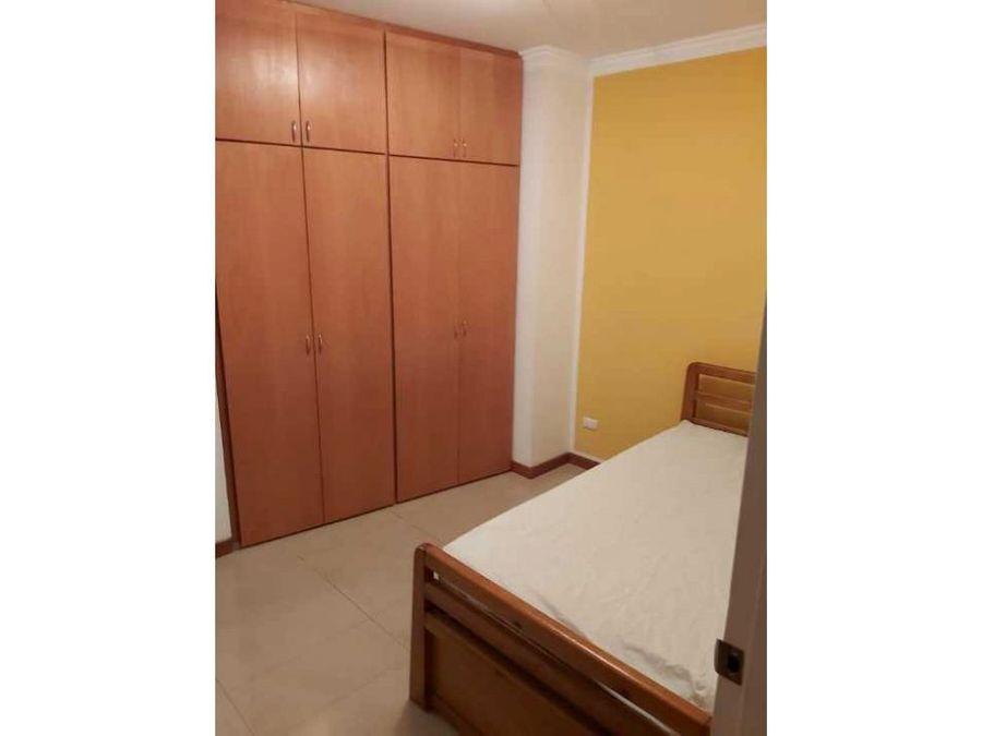 apartamento equipado en alquiler en el rosal