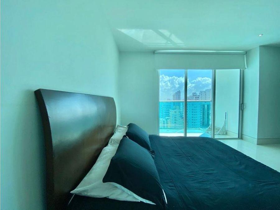 apartamento frente al mar bocagrande