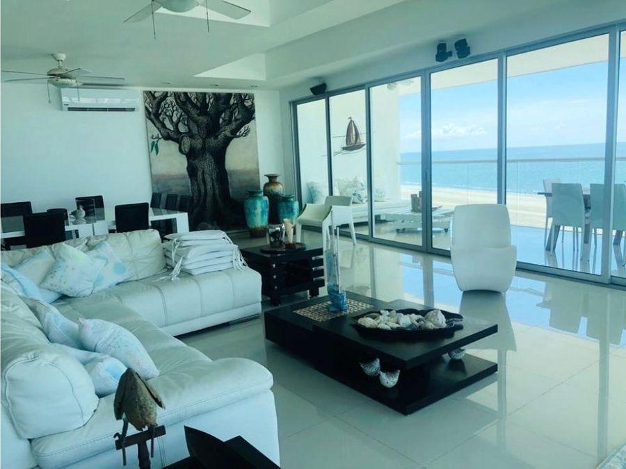 apartamento morros frente al mar