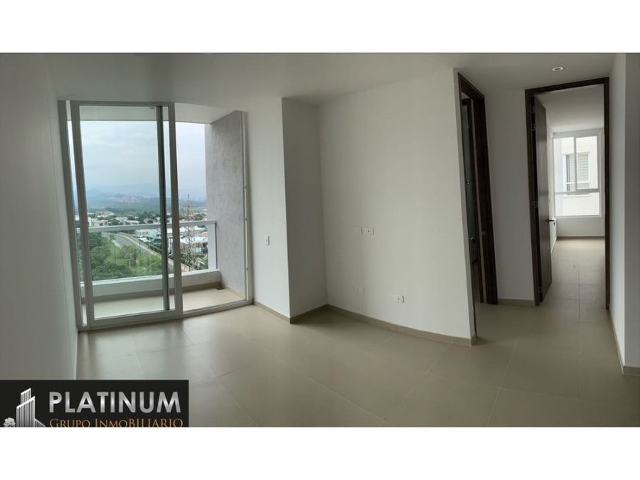 apartamento para estrenar en venta en altos de pance fd