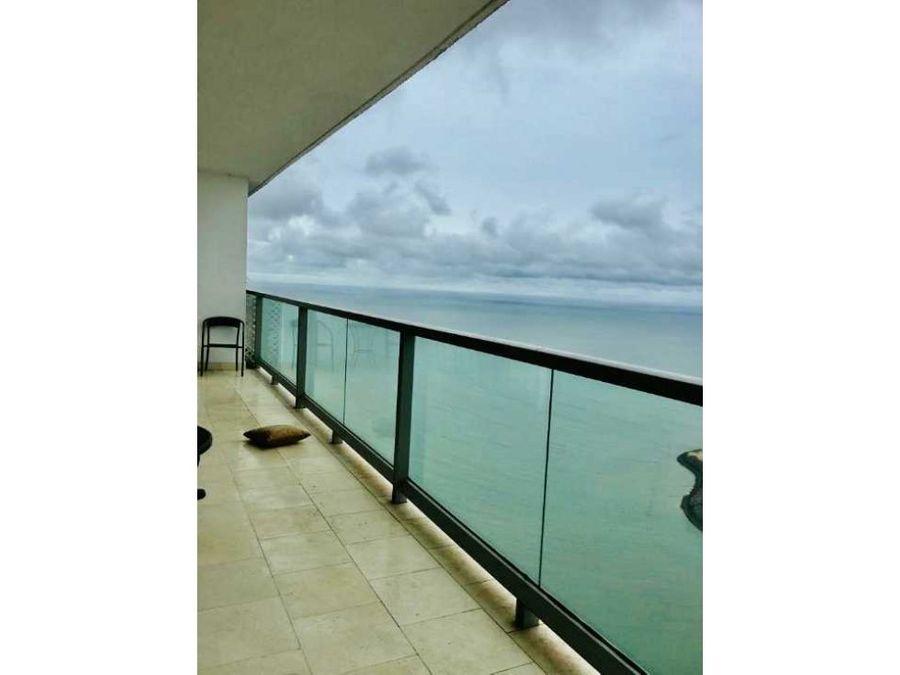 apartamento ph trump punta pacifica vista al mar venta mf