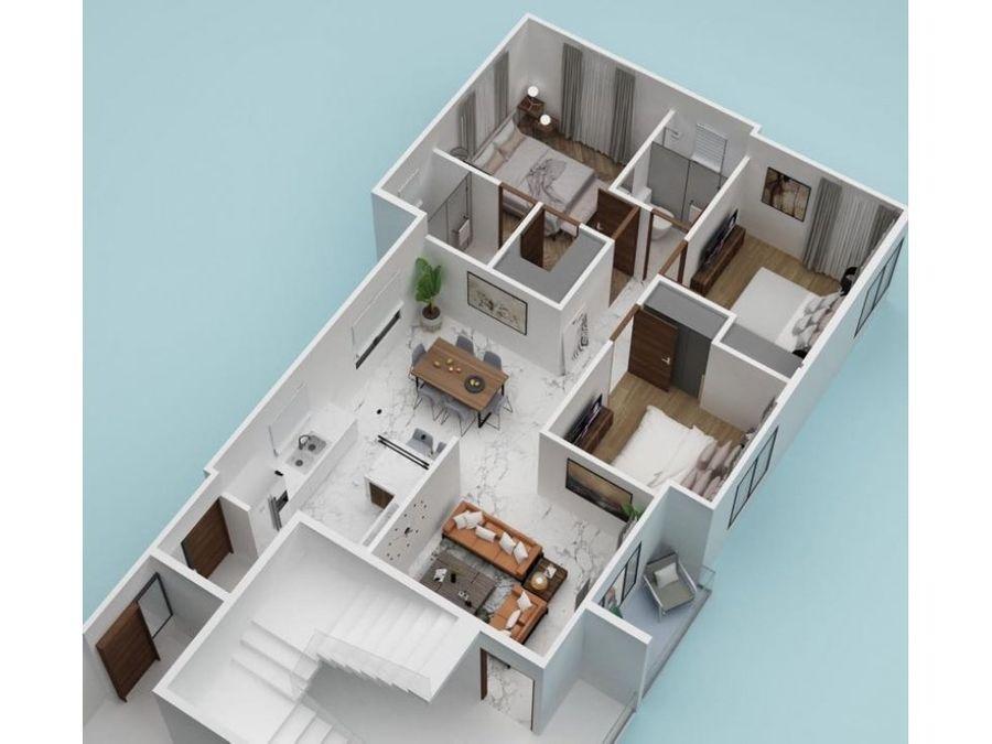 apartamentos de venta en los rieles