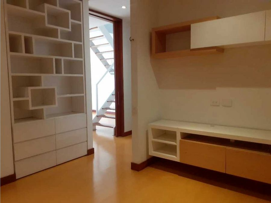 apto moderno 114m2 duplex 14m terraza estudio chico calle 97
