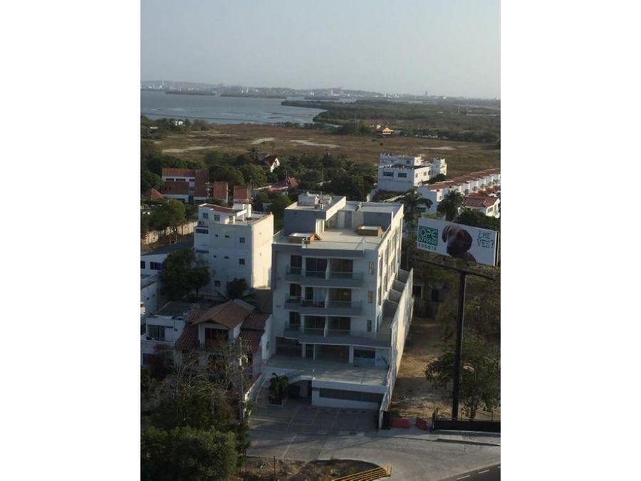 venta apto 1hab cielo mar 270m vista al mar cartagena