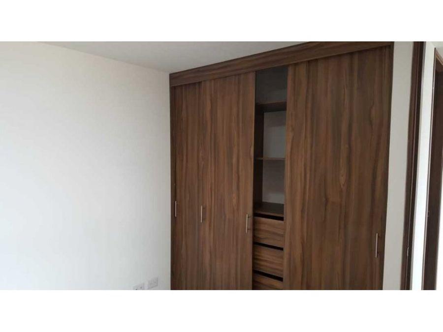 arriendo apartamento para estrenar con ascensor santa lucia