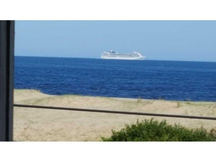 balneario buenos aries primera fila vistas al oceano