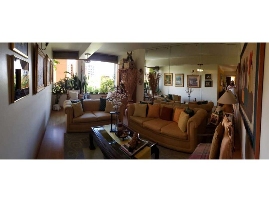 vendo apartamento 92m2 3h2b2pe terrazas del avila 2561