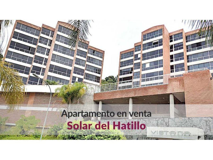 bello apartamento en el solar del hatillo piscina y vigilancia 24 h