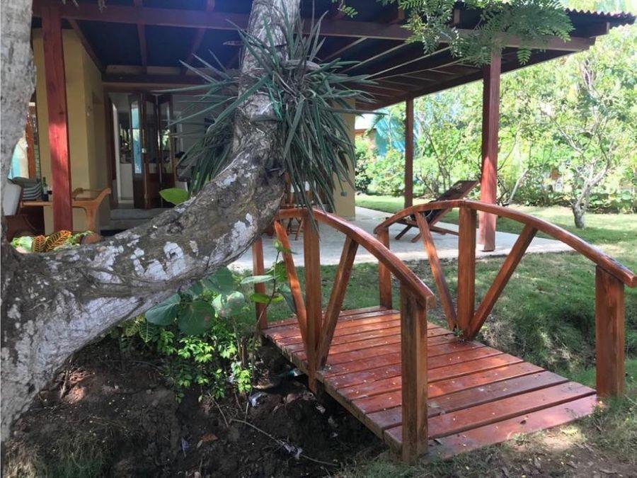 cabana en venta baru