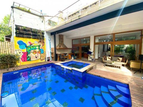 casa con piscina cerca al cc el tesoro