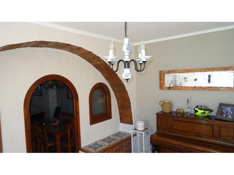 casa de pueblo en venta en benidoleig con vistas panoramicas