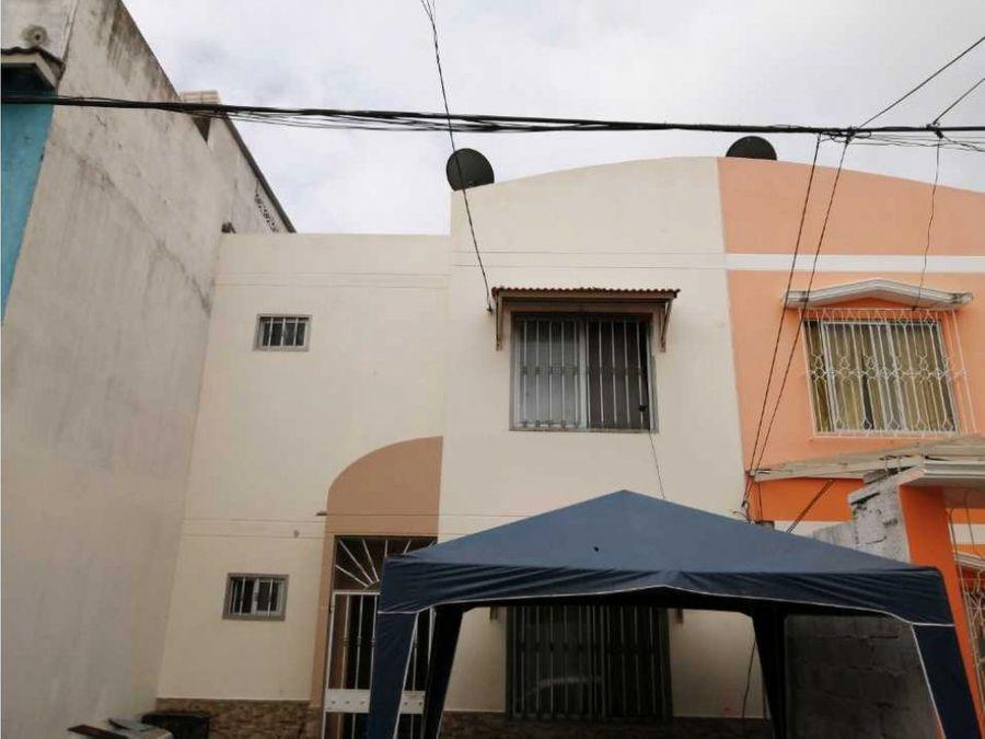 casa en mucho lote norte de guayaquil
