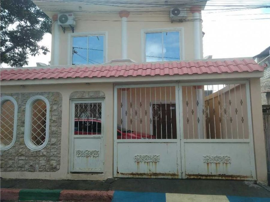 venta de casa sector barrio lindo canton duran