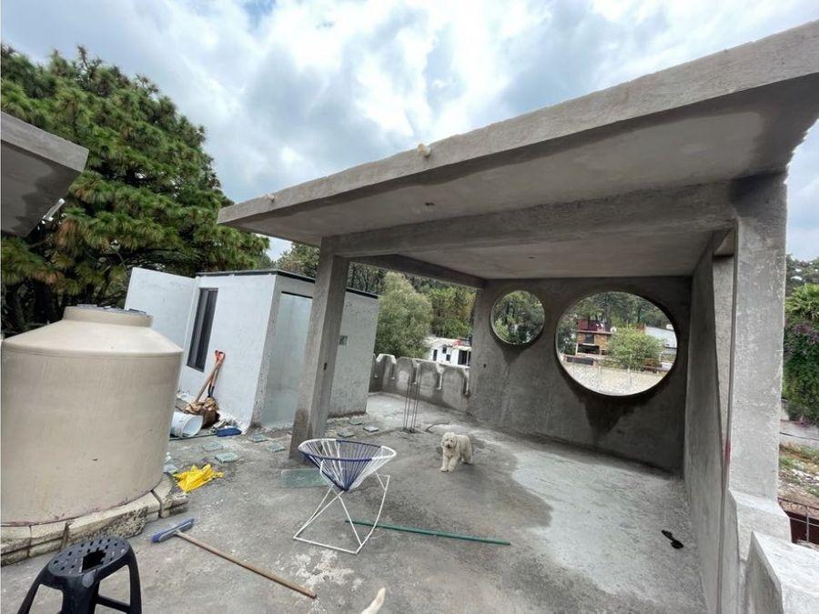 casa en venta en cuernavaca lomas de ahuatepec