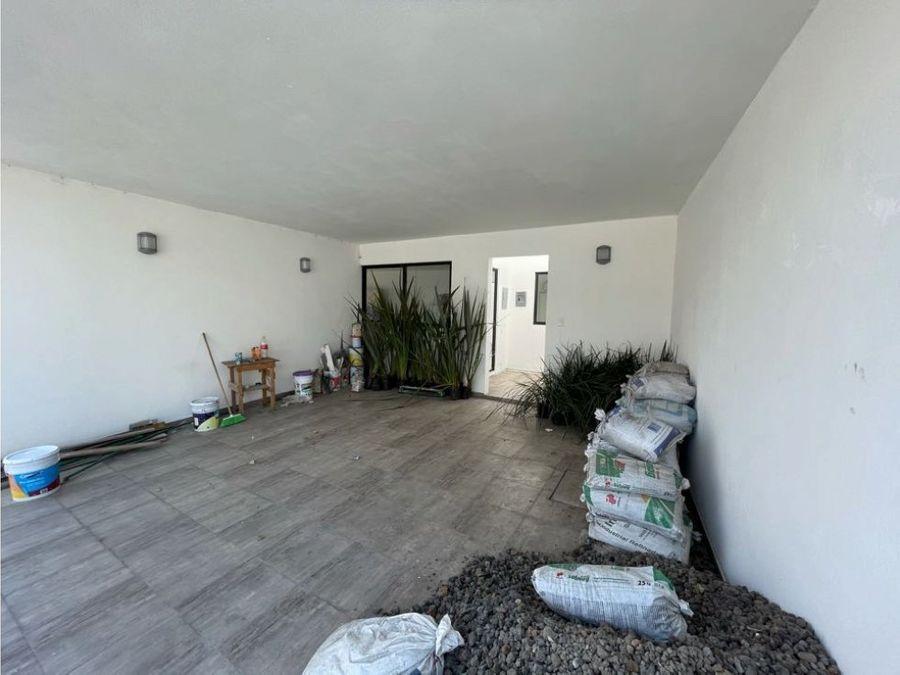 casa en venta en volcanes con seguridad
