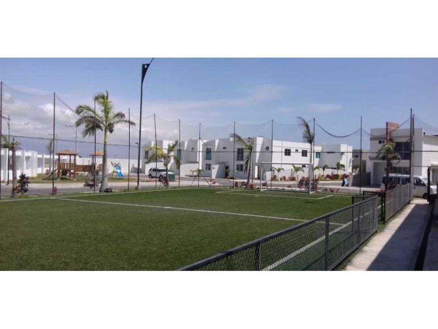 casa en venta urbanizacion punta carnero