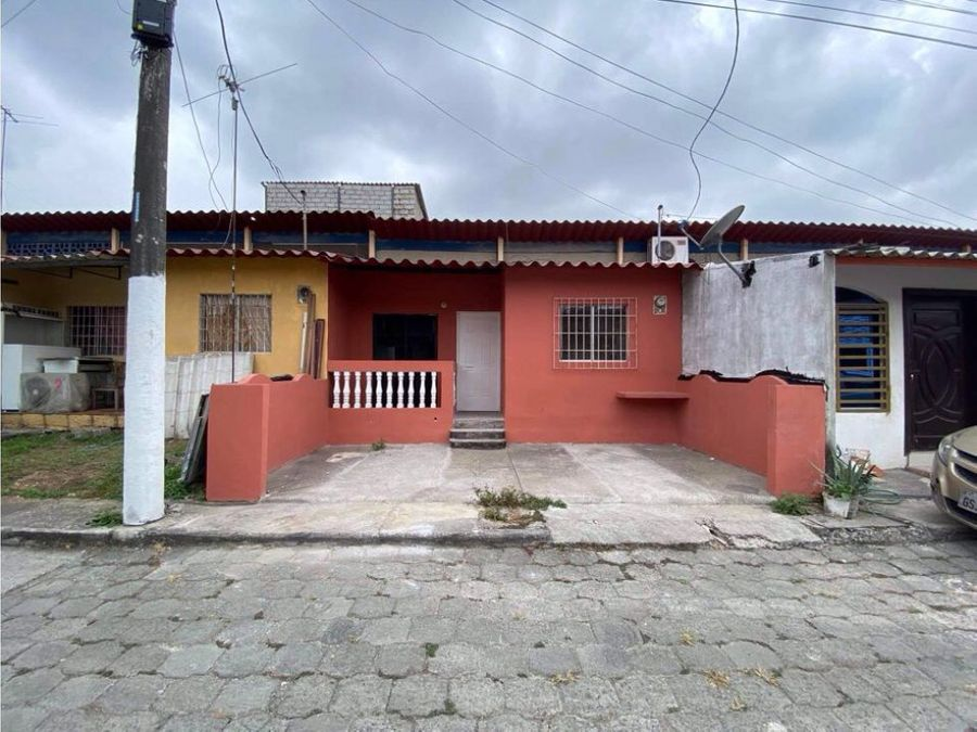 casa en venta villa espana etapa valencia norte cerca de tia