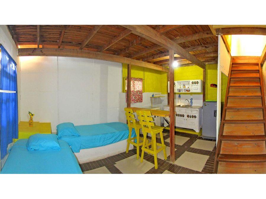 casa hostal en venta en taganga santa marta