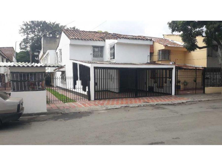 casa para venta en el norte de cali barrio la merced