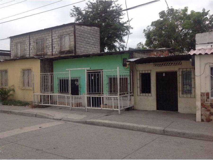 casa rentera en venta guasmo sur precoop proletarial