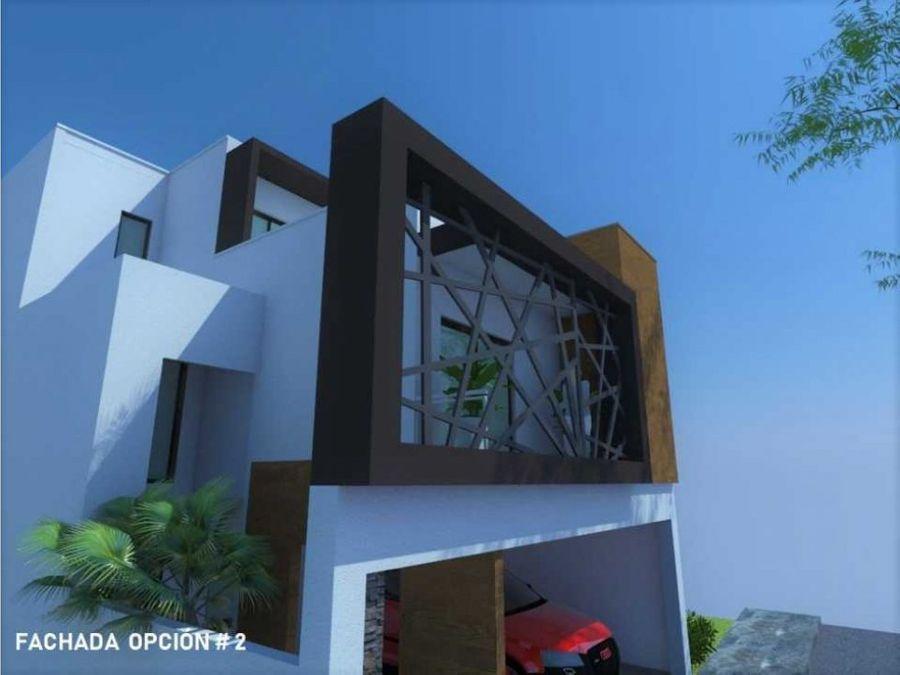 casa venta cumbres santoral i