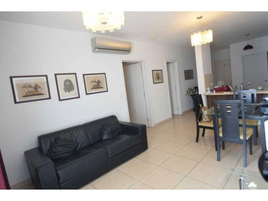 apartamento con vista al mar en punta pacifica oasis para venta