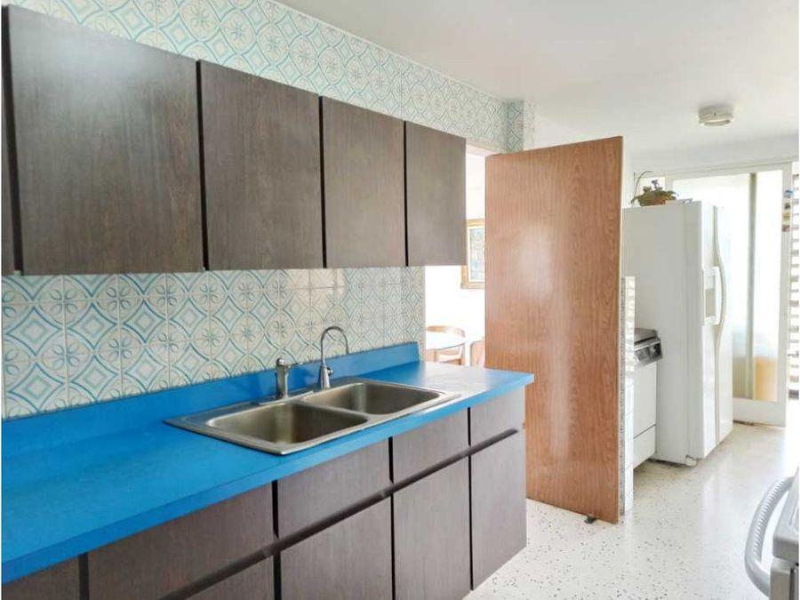 comodo y amplio apartamento de oportunidad en caurimare