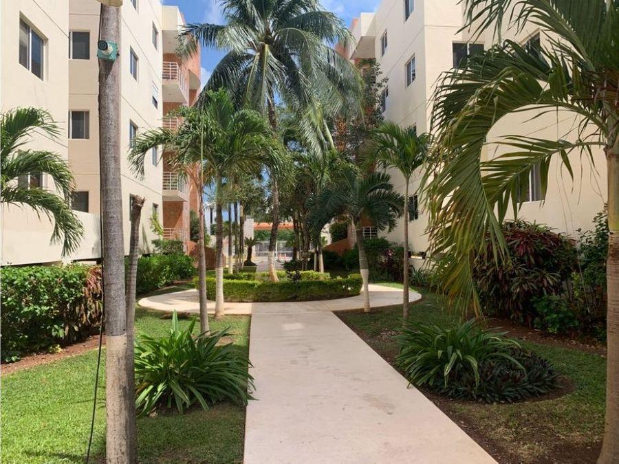 departamento en venta cancun sm17 136 m2 3 recamaras 295 mdp