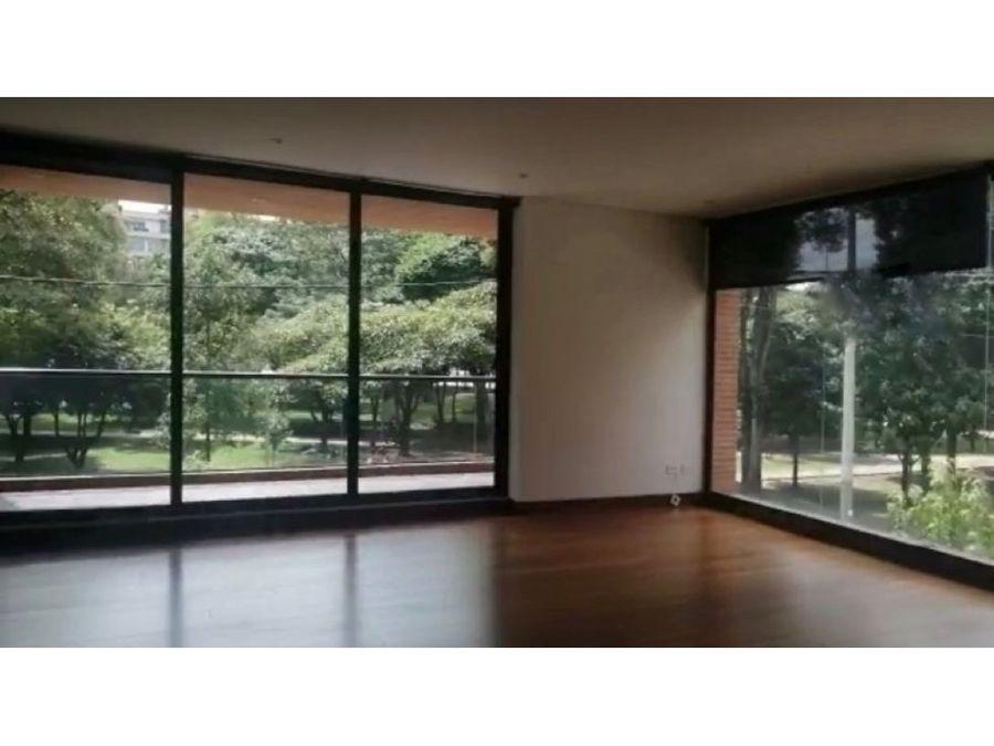 vendo apto el virrey 277m2124 terraza 3 habitaciones
