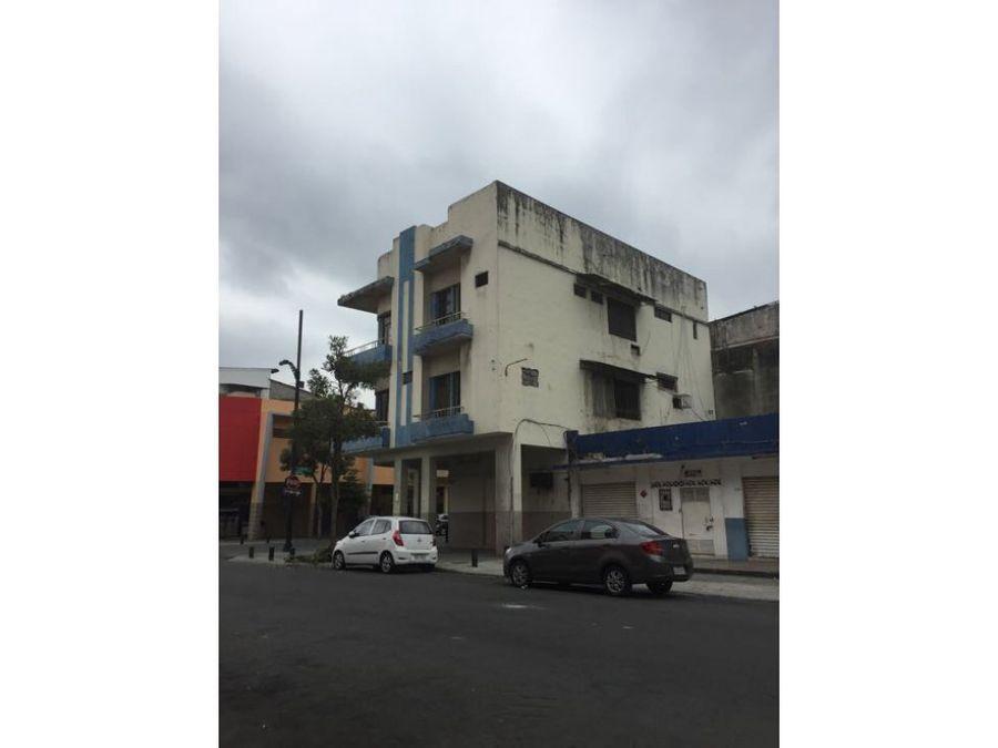 edificio en venta en el centro de guayaquil