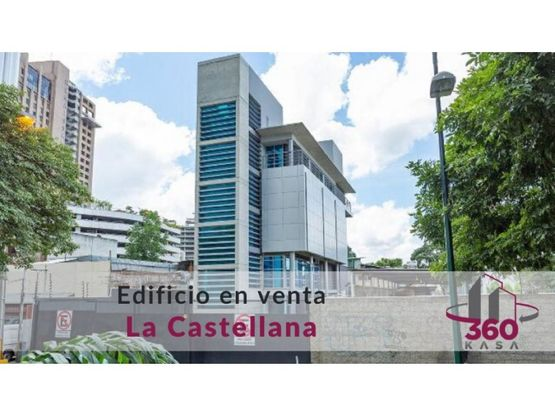 edificio en venta la castellana