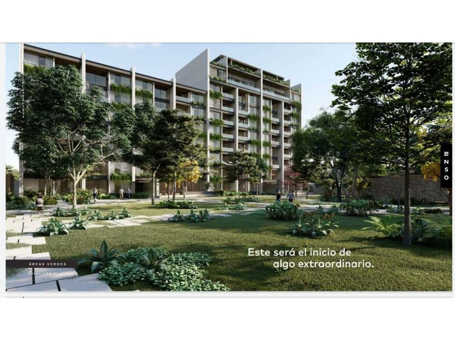 enso green view apartments