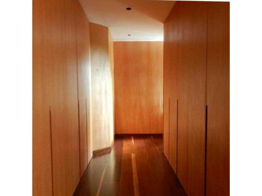 excelente apartamento en alquiler en campo alegre