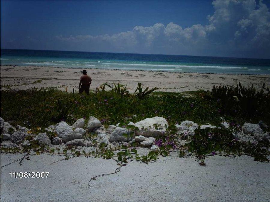 excelente terreno en venta en la costa del caribe