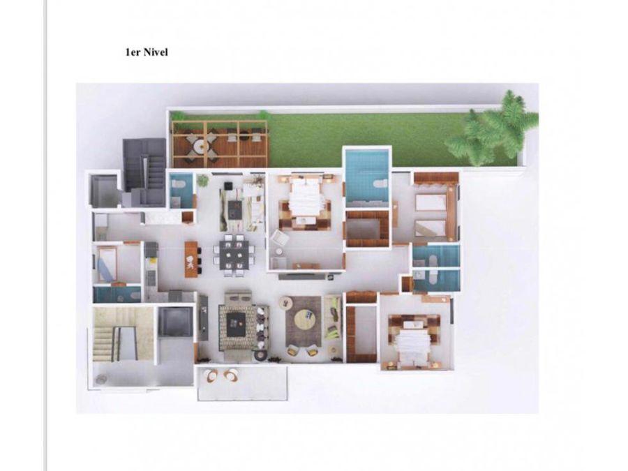 apartamento en plano en la trinitaria