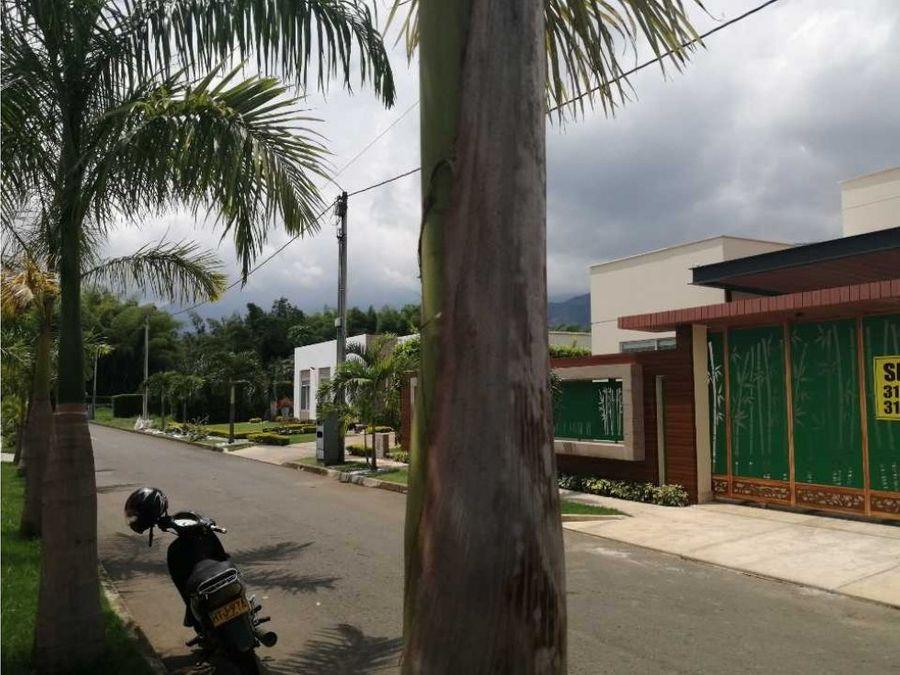 se vende casa de lujo valle verde jamundi